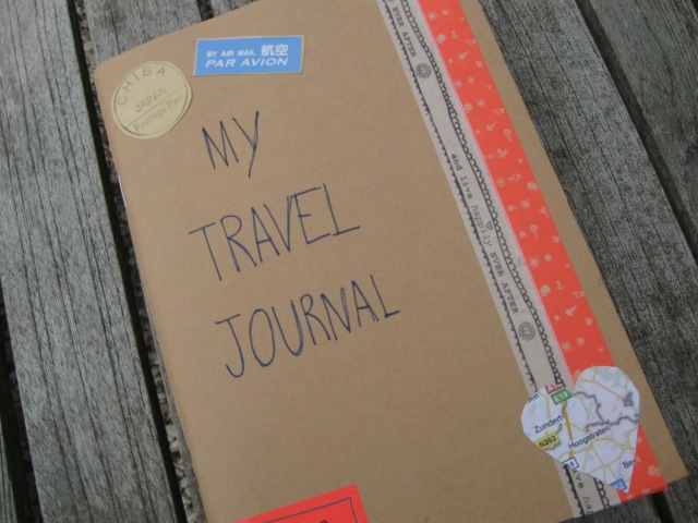 My Travel Journal (DIY)
