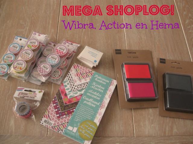 Mega Shoplog!