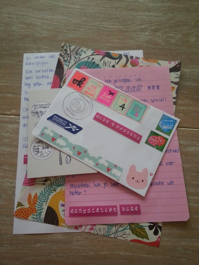 FLOW SNAIL MAIL - Lise